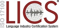 Language Industry Certificate System